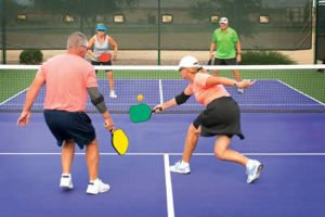 how pickleball was named