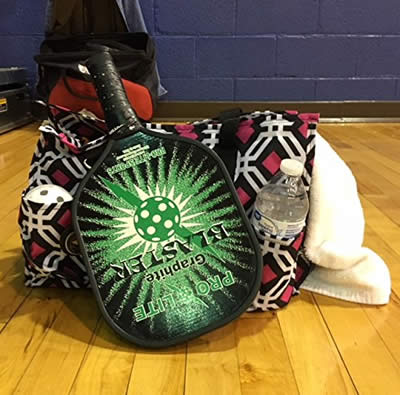 Tote Bag for pickleball